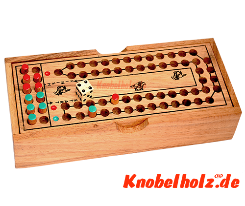Horse Racing Game Instructions Wooden Game