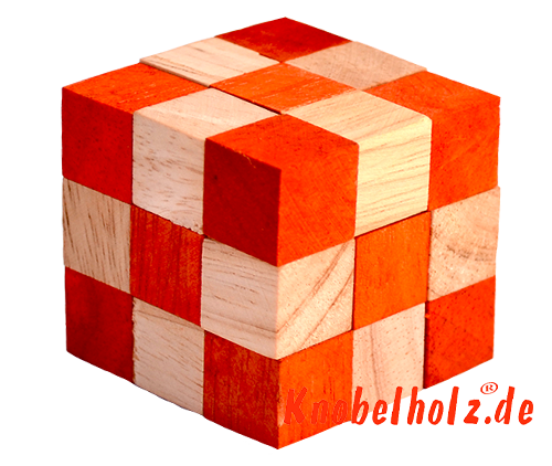 Snake Cube Level Box Solution For Orange P192 Los