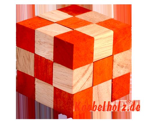 snake cube l sung orange p192 los. Black Bedroom Furniture Sets. Home Design Ideas