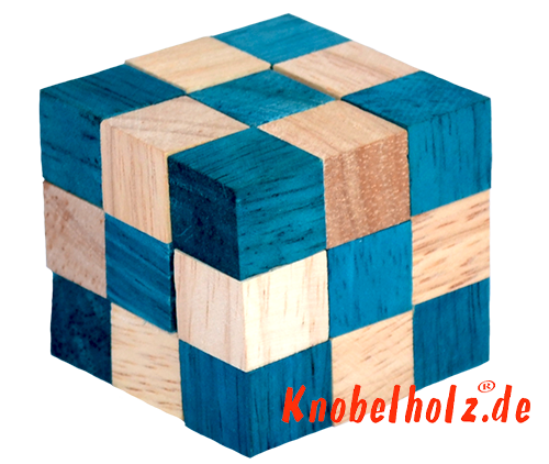 snake cube türkis the snake cube level box you can solve the wood puzzle