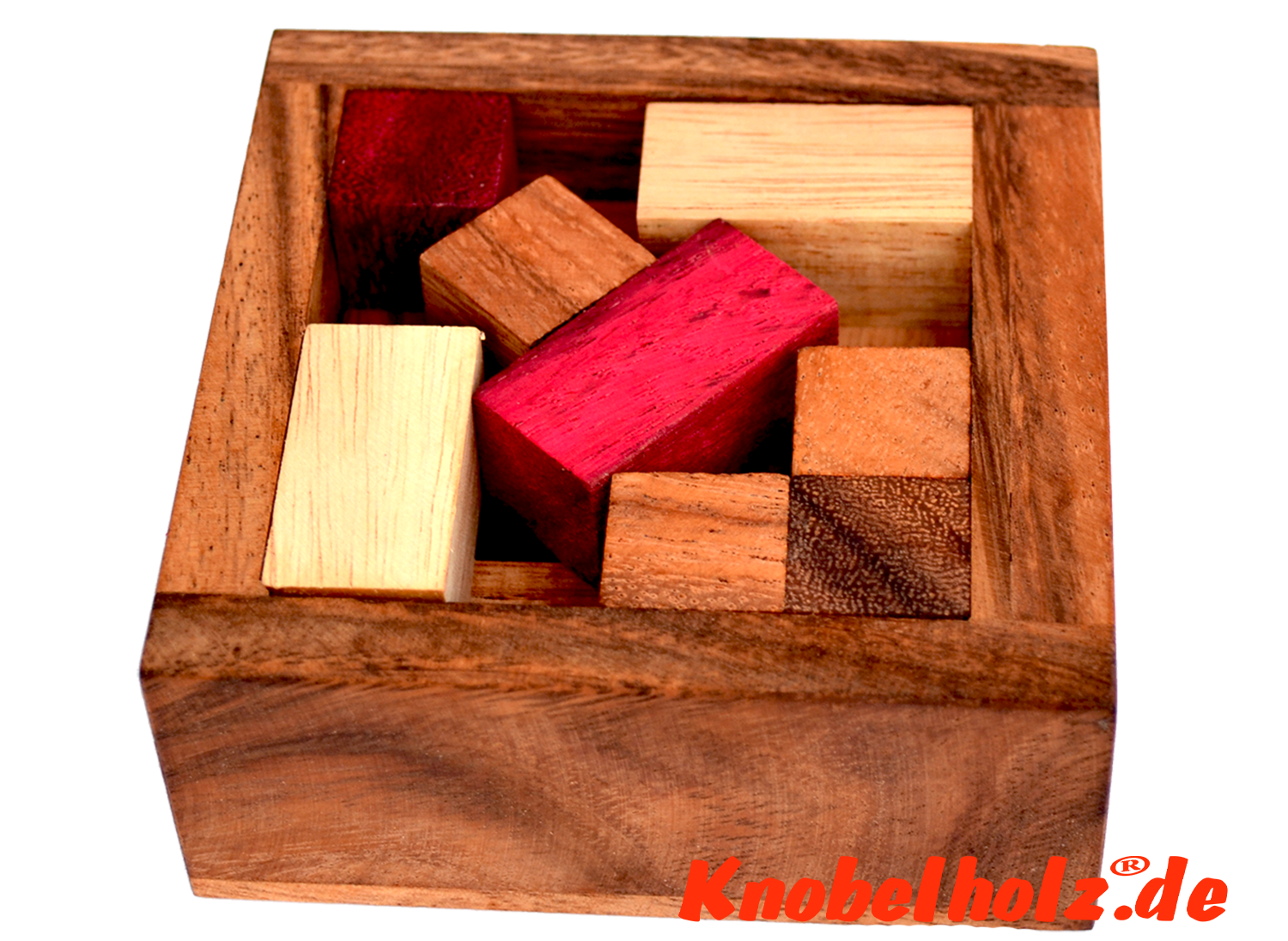 wooden puzzle box pak problem pentomino
