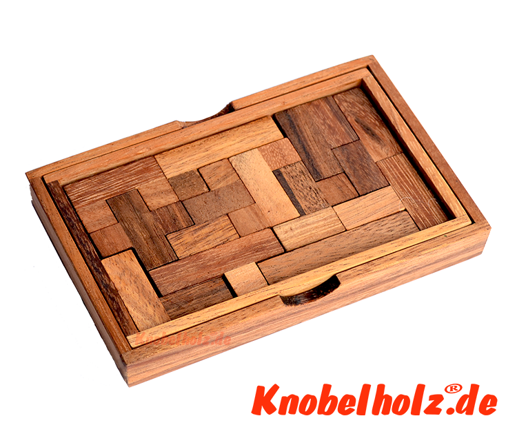Yasumi Puzzle Box Pentominoes