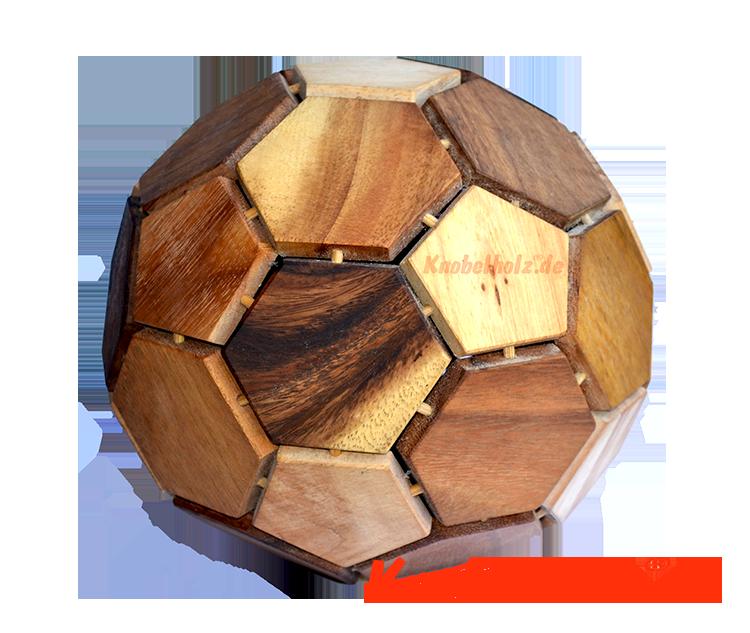 Puzzle Fussball 3d Knobelspiel