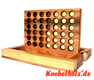 z Strategie Spiel mit Chips mit den Maßen 24,0 x 18,5 x 6 cm , connect four monkey pod bingo